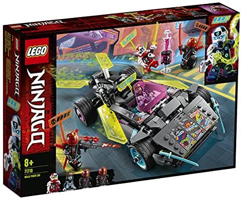 LEGO NINJAGO, La voiture ninja avec lames extensibles, Set de construction, Course Prime Empire, 126...