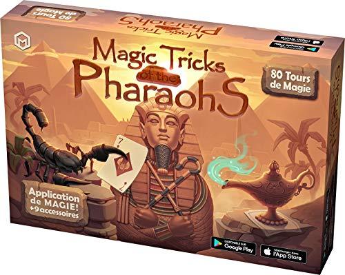 Mikael Montier - Boite de Magie Digitale (80 Tours de Magie) - Magic Tricks of the Pharaohs -...