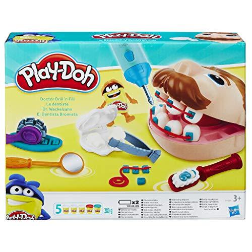 Play-Doh – Pate A Modeler Le Dentiste