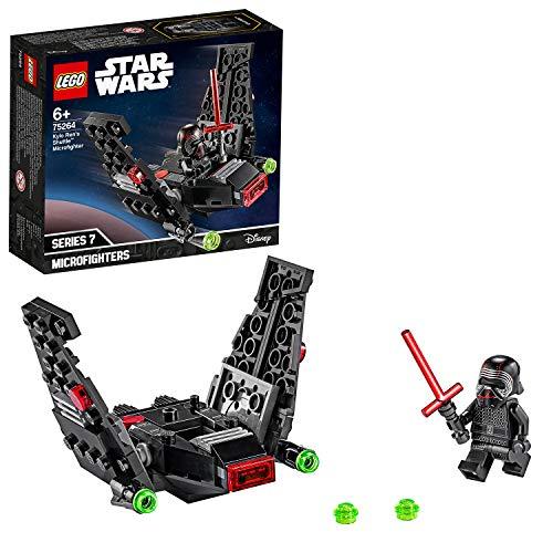 LEGO Star Wars Microfighter Navette de Kylo Ren™, Set de construction, The Force Awakens Collection, 118 pièces, 75264