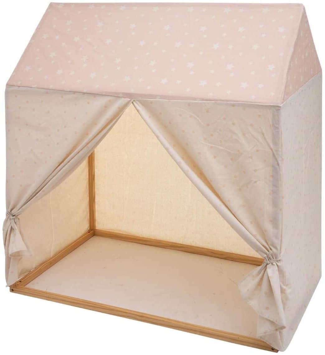 cabane en toile cabane tissu extérieur tente cabane extérieur toile pour cabane en bois
