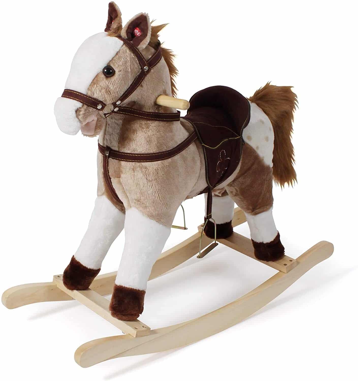 cheval à bascule pas cher cheval à bascule en bois cheval à bascule bébé