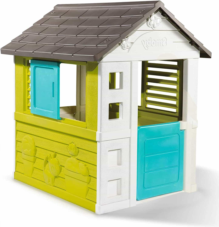 maisonnette en bois maisonnette plastique petite cabane en bois enfant