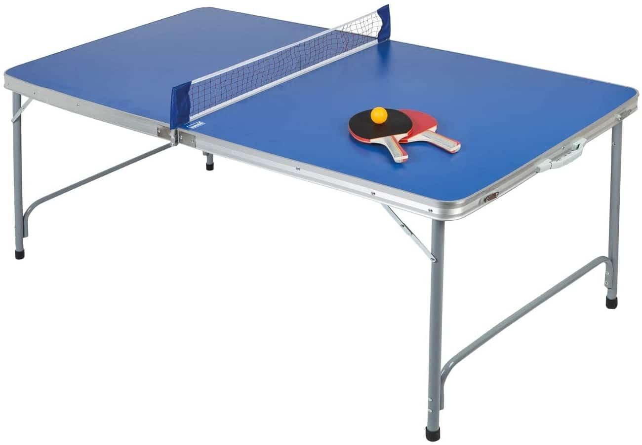 meilleure table de ping pong interieur exterieur