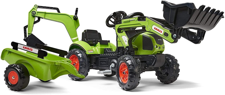 tracteur a pedale 3-7 ans