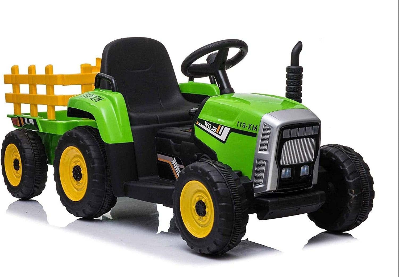 tracteur électrique peg perego tracteur électrique john deere tracteur électrique fendt tracteur électrique avec télécommande parentale tracteur électrique 36v